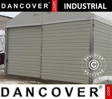 Storage buildings Sliding gate for Industrial Storage Hall, 4,70 m, Metal, White