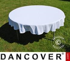 Tablecloth, dining, Ø116x20 cm