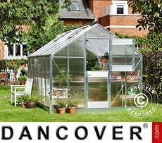 Greenhouse Polycarbonate Juliana Junior 12.1 m², 2.77x4.41x2.57 m, Aluminium