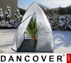 Winter Protection Plant Tent, Igloo, 1.2x1.2x1.8 m