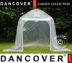 Polytunnel greenhouse, 2x3x2 m, PE, 6 m², Transparent
