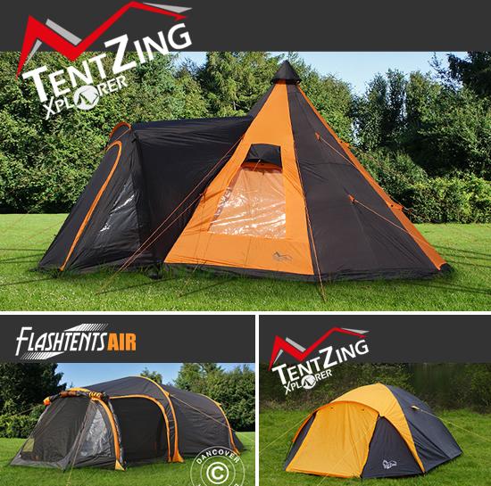 Campingzelte für ein großartiges Outdoor-Erlebnis
