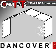2m Erweiterung für das CombiTents™ SEMI PRO (8m Serie)
