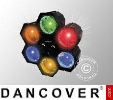 Disco-Lichter - Disco-Lichtorgel, 6 Lichtmodule