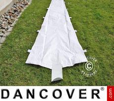 Dachrinne 6m PVC für Pagodenzelte