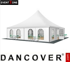 Pagodenzelte PRO + 10x10 m EventZone