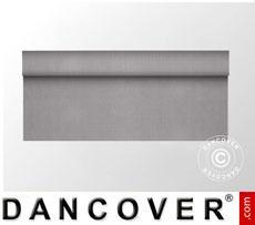Tischdecke 25x1,18m Grau