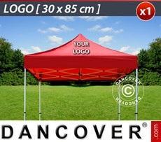 1 Stk. FleXtents Dach-Print 30x85cm
