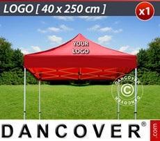 1 Stk. FleXtents Dach-Print 40x250cm