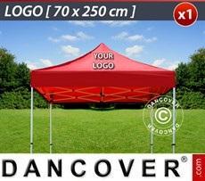 1 Stk. FleXtents Dach-Print 70x250cm