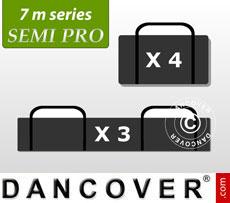 Tragetaschenpaket, Partyzelt 7m-Serie SEMI PRO