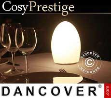 LED-Lampe Egg, Prestige-Serie, warmes weiß