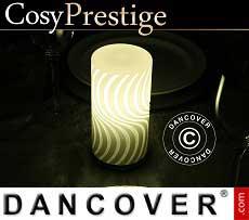LED-Lampe Zigzag, Prestige-Serie, warmes weiß