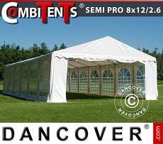 Partyzelt CombiTents® 8x12 (2,6)m 4-in-1
