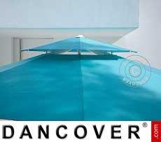 Dach für Rundschirme
