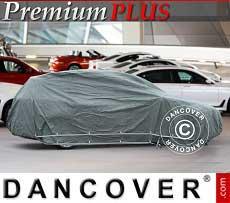 Autoschutzhülle Premium Plus, 4,92x1,88x1,52m, Grau