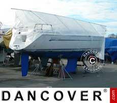 Bootsdeck-Rahmen für Bootsplane, NOA, 10m