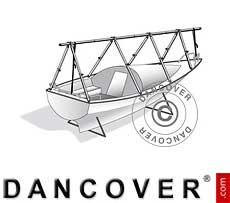 Decksgestell für Bootsabdeckplane, NoTool, 8m