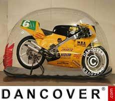 Bike Bubble 2,6x0,75 m Durchsichtig, Innenbereich