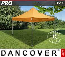 Faltzelt FleXtents PRO 3x3m Orange