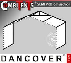 2m Erweiterung für das CombiTents® SEMI PRO (6m Serie)
