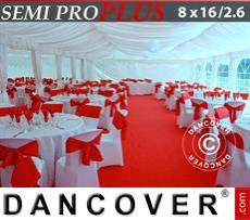 Innenausstattungspaket, Weiß, für 8x16m(2,6) Festzelt SEMI PRO Plus