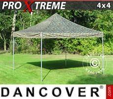 Faltzelt FleXtents Xtreme 4x4m Camouflage