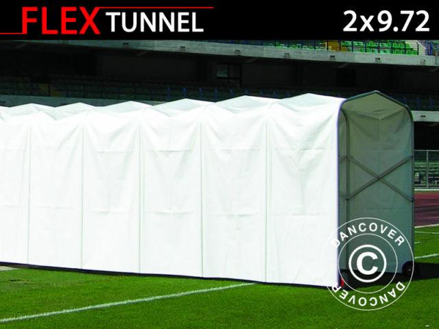 Spillertunnel fra Dancover