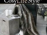 Mantas y colchas para calor y comodidad