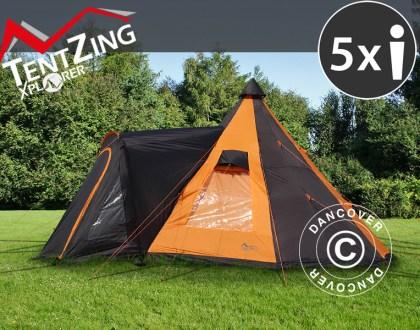 Tiendas de campaña de TentZing® Xplorer – gran funcionalidad, diseño y comodidad