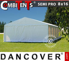 Carpa, SEMI PRO Plus CombiTents™ 8x16 (2,6)m 6 en 1