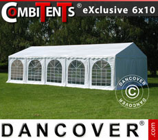 Carpa, Exclusive CombiTents™ 6x10m, 3 en 1