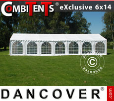 Partytelt, Exclusive CombiTents™ 6x14m, 5-i-1