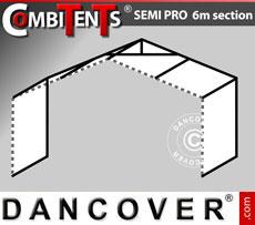 Extensión de 2 metros para carpa CombiTents™ SEMI PRO (serie de 6 m)