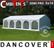 Carpa, SEMI PRO Plus CombiTents™ 5x10m, 3 en 1
