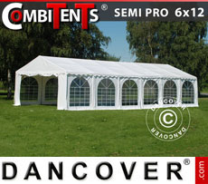 Carpa, SEMI PRO Plus CombiTents™ 6x12m 4 en 1