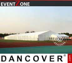 Carpa para eventos profesional 25x25 m