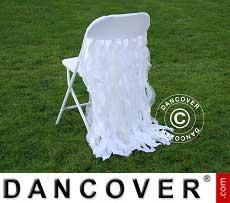 Cubierta ondulada para sillas, 10 ud