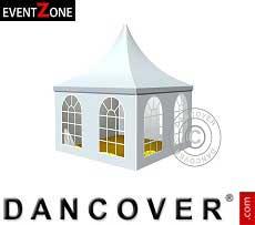 Pagoda Partyzone PRO + 4x4 m EventZone