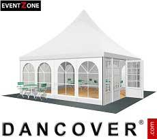 Pagoda Partyzone PRO + 6x6 m. EventZone