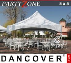 Carpa Jaima / Pagoda PartyZone 5x5 m PVC