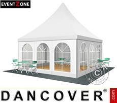 Carpas para fiestas  PRO + 5x5 m.EventZone