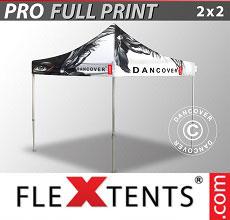 Carpa plegable FleXtents 2x2m