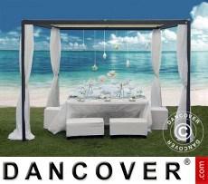 Cenador de jardín Resort 3x4m