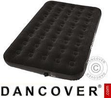 Colchón hinchable Outwell, Flock Classic, doble, Negro