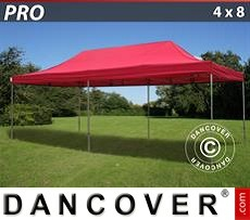 Flextents Carpas Eventos 4x8m Rojo