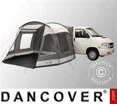 Toldo para acampada Easy Camp, Shamrock, Gris