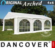 Tendoni Gazebi Party Original 4x6m PVC,