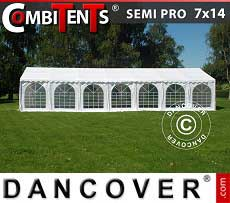 Tendoni Gazebi Party, SEMI PRO Plus CombiTents® 7x14m 5 in 1