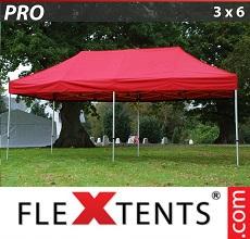 Tenda per racing PRO 3x6m Rosso